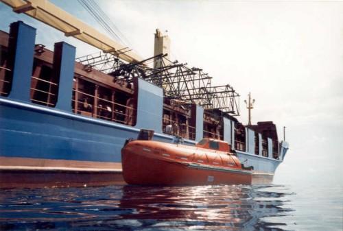 freifallboot